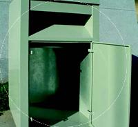 Contenedor de reciclaje - Textil