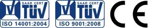 Certificados de calidad ISO